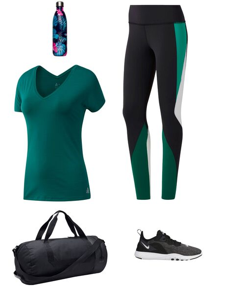 Outfit - Fit Greenery
