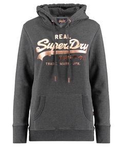 "Damen Sweatshirt ""Vintage Logo Metalwork Entry Hood"""