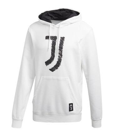 """adidas Performance - Herren Fußballshirt mit Kapuze """"FC Juventus Turin"""""""