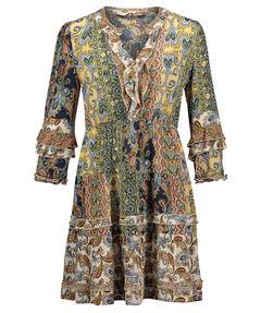 "Damen Kleid ""Viva Paisley Volant Dress"""