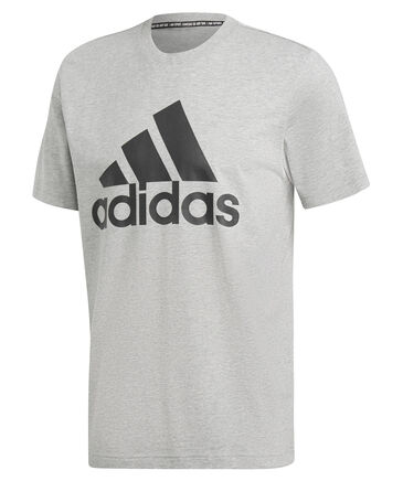 adidas Performance - Herren Fitness-Shirt Kurzarm