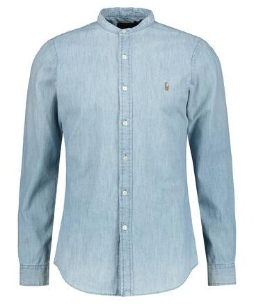 Polo Ralph Lauren - Herren Jeanshemd Slim Fit Langarm