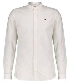 "Herren Hemd ""TJM Stretch Oxford Shirt"" Slim Fit Langarm"