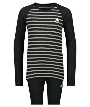 "Odlo - Jungen Baselayer-Set ""Active warm Eco Kids"" Langarm zweiteilig"