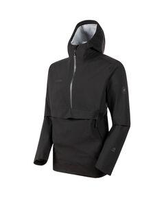 """Herren Regenjacke """"Albula Half Zip Hooded Jacket"""""""