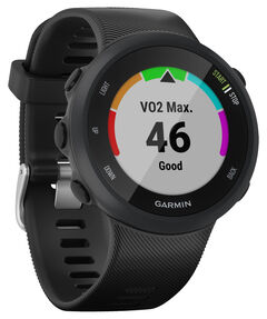 """GPS-Laufuhr """"Forerunner 45"""" schwarzes Armband"""