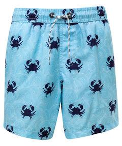 """Jungen Boardshorts """"Blue Crab Boardies"""""""