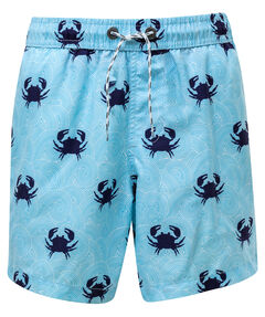 "Jungen Boardshorts ""Blue Crab Boardies"""