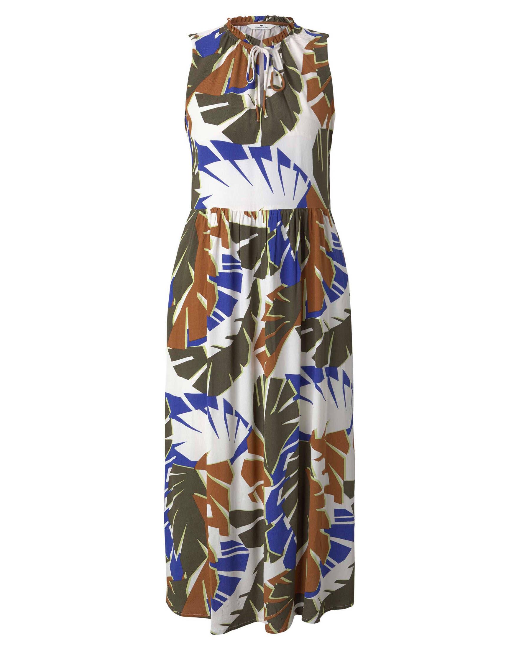 Tom Tailor Damen Kleid Ärmellos kaufen   engelhorn