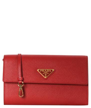 "Prada - Damen Clutch ""Saffiano Wallet On A Chain"""
