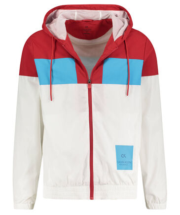 Calvin Klein Performance - Herren Windbreaker