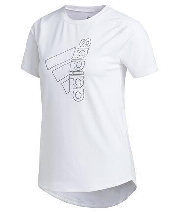 "adidas Performance - Damen Trainingsshirt ""Badge of Sport"" Kurzarm"