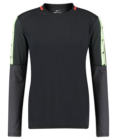 "Herren Running Shirt Langarm ""Wild Run"""