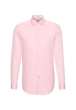 Seidensticker - Herren Hemd Custom Fit Langarm