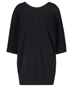 """Damen Pullover """"Deconstructed Look"""" 3/4 Arm"""