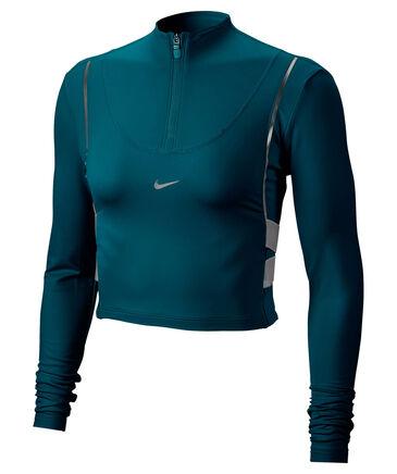 "Nike - Damen Fitnessshirt ""HyperWarm"" Langarm"