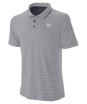 "Wilson - Herren Tennis-Poloshirt ""Training"" Kurzarm"