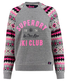 "Damen Sweatshirt ""Dakota Fairisle"""