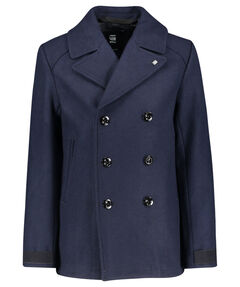 "Herren Mantel ""Traction Wool Peacoat"""