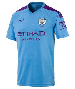 "Herren Fußballtrikot ""Manchester City Replica Heimtrikot"""