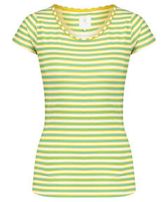 "Damen Schlafshirt ""Toy Stripers"" Kurzarm"