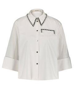 "Damen Bluse ""Poplin Power Blouse"" 3/4-Arm"