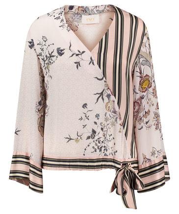 IVI Collection - Damen Bluse Langarm