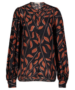 "Damen Bluse ""Graphic Ray Blouse"" Langarm"