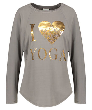 Deha - Damen Yoga-Sweater Langarm