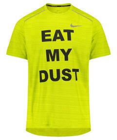 """Herren Laufshirt """"Eat My Dust"""" Kurzarm"""