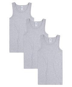 Jungen Unterhemden-Set 3tlg.