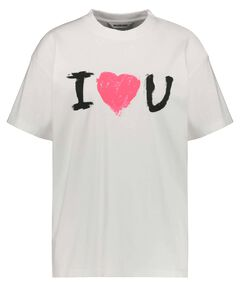 "Damen T-Shirt ""I Love You"""