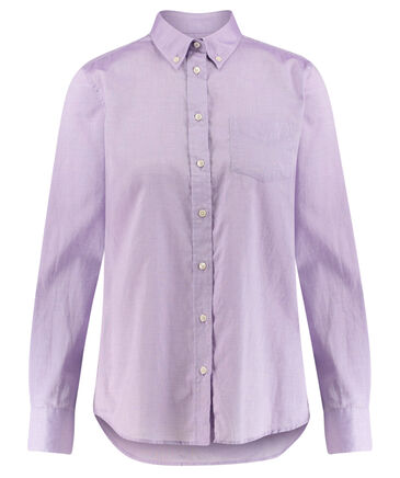 "Gant - Damen Bluse ""Air Oxford"" Regular Fit Langarm"