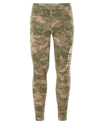 "The North Face - Mädchen Leggings ""Cotton Blend"""