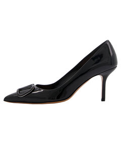 "Damen Pumps ""V Logo Pump 80"""
