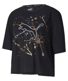 "Damen Trainingsshirt ""Metal Splash Graphic Tee"""