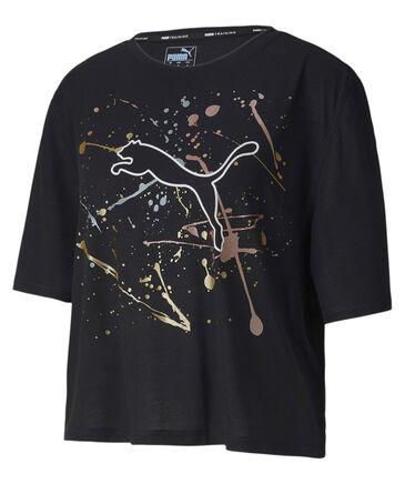 "Puma - Damen Trainingsshirt ""Metal Splash Graphic Tee"""