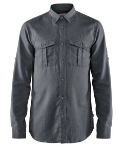 "Herren Hemd ""Övik Travel Shirt"" Regular Fit Langarm"