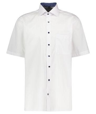 Eterna - Herren Hemd Comfort Fit Kurzarm