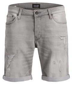 Herren Jeansshorts Regular Fit