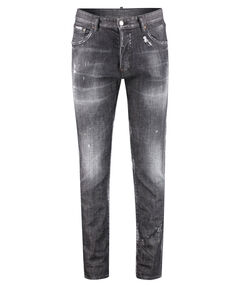 "Herren Jeans ""Sexy Mercury Dark grey denim"" Skinny Fit"