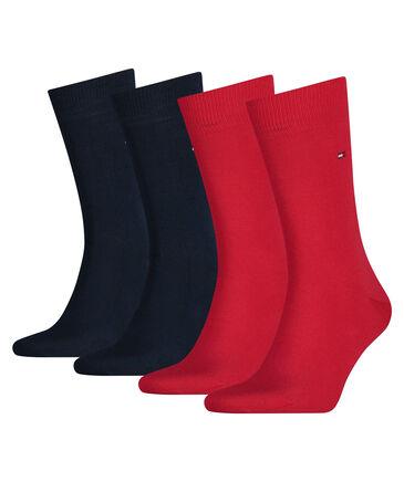 """Tommy Hilfiger - Herren Socken """"4er Pack TH Men Sock Classic"""""""