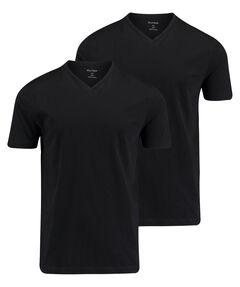 """Herren T-Shirt """"City""""- Doppelpack V-Neck"""