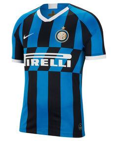 "Herren Fußballtrikot ""Inter Milan 2019/20 Stadium Home"" Kurzarm - Replica"