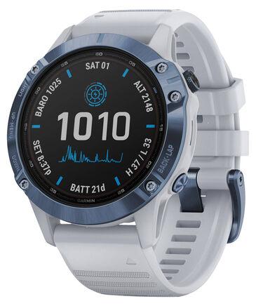 "Garmin - Multisport GPS-Smartwatch ""Fenix 6 Pro Solar"""