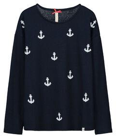 "Mädchen Shirt ""Sailor"" Langarm"