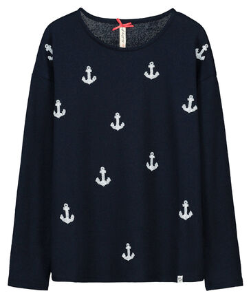 "Key Largo - Mädchen Shirt ""Sailor"" Langarm"