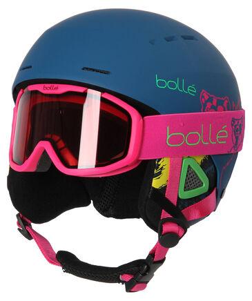 Bollé - Kinder Set Skihelm und Skibrille