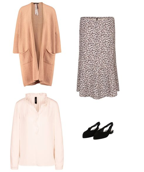 Outfit - Camel Topping