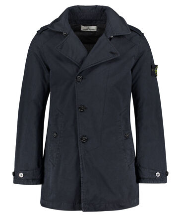"Stone Island - Herren Trenchcoat ""David TC"""